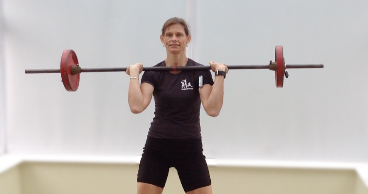 Resistance Training – Fighting the ageing process