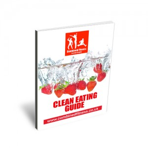 clean eating guide 3d