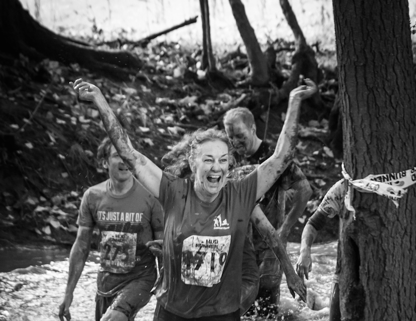 How to train for a mud run or obstacle race in less than 3 hours a week.
