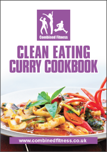 Clean Eating Curry Cookbook 2d cover