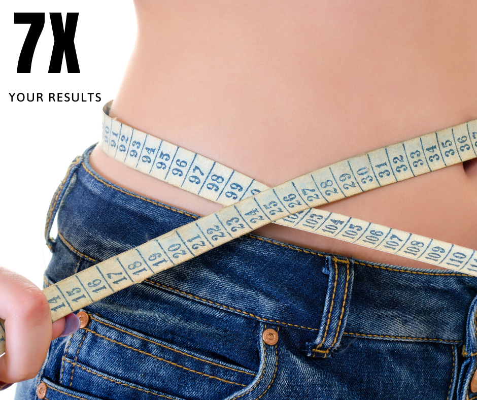 7X Your Weight Loss Results